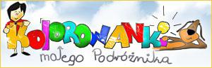 KOLOROWANKI Małego Podróżnika - ELDORADO | Rewal noclegi