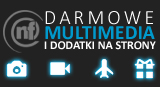 Darmowe multimedia i dodatki na strony www