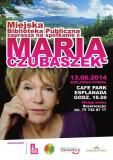 Spotkanie z Marią Czubaszek