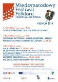 V Międzynarodowy Festiwal Folkloru już niebawem!