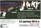 Jany 2014 już w niedzielę   - Karpacz zapora na Łomnicy