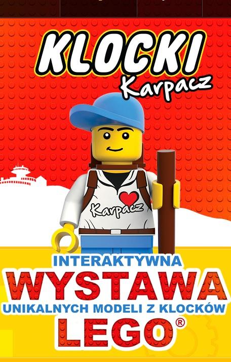 Interaktywna Wystawa Klocków Lego zaprasza